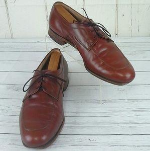 USA Allen Edmonds Eden-Roc Oxfords Leather Size 12
